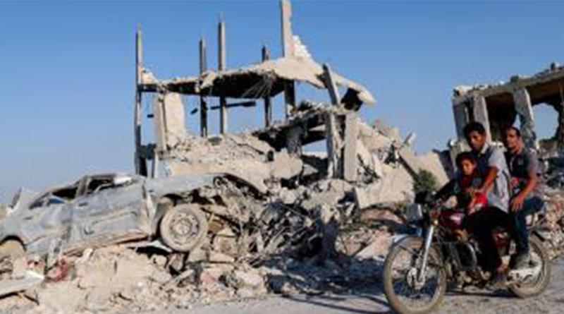 Menschenrechtsanwalt über Syrien