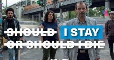 حملة سوريا ليست بلد آمن سوريا بلد غير آمن